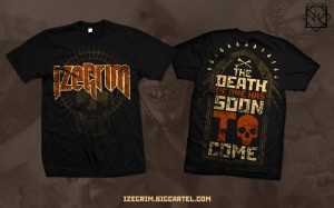 Shirt-promo-Izegrim-2014